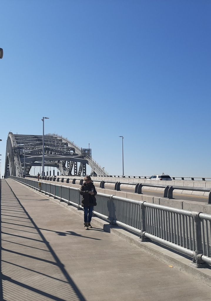 "anneweisgerber.com ""bayonne bridge"" ""february 2020"""